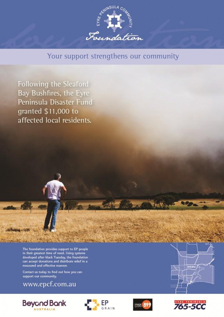 Bushfire Poster