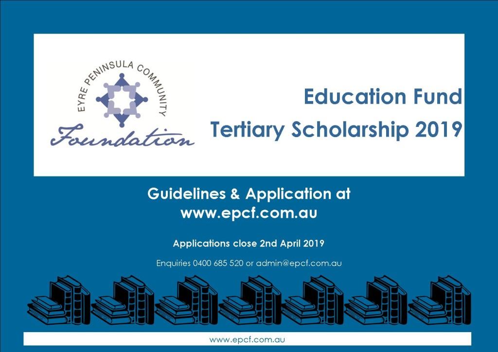 Education Fund 2 2019