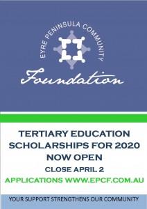 Tertiary Education Scholarship PR 2020